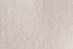 Toile de toile beige Images libres de droits