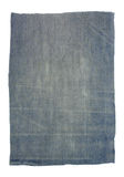Toile de jeans de denim Photographie stock libre de droits