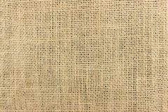 Toile de jute de Brown Photos stock