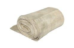 Toile de lin textile Images stock