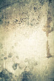 Toile grunge Image libre de droits