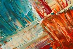 Toile peinte comme fond. Image libre de droits