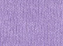 Toile réelle de lin textile Photos libres de droits