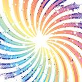 Étoiles magiques Photo stock