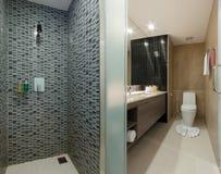 Toilet and bathroom Stock Photos