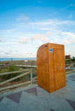 Toilet booth Royalty Free Stock Photography