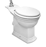 A toilet bowl Stock Photography