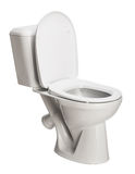 Toilet bowl Stock Images