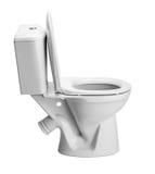 Toilet bowl Stock Image