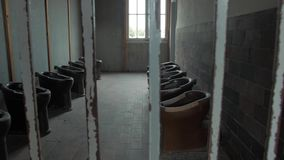 A Toilet Bowls In Jail
