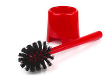 Toilet brush Stock Photos
