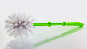 Toilet brush Stock Image