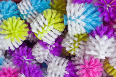 Toilet Brushes Royalty Free Stock Photos