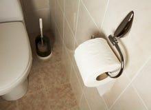 Toilet paper Royalty Free Stock Photos