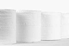 Toilet paper Royalty Free Stock Photo