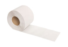 Toilet paper. Royalty Free Stock Photography