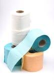 Toilet paper Stock Image