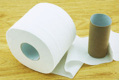 Free Toilet Paper Royalty Free Stock Images - 45989299