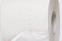 Toilet paper background Stock Photos