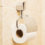 Toilet paper holder in the modern Royalty Free Stock Photo