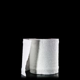 Toilet paper isolated Royalty Free Stock Images