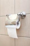 Toilet paper Royalty Free Stock Photo