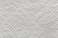 Toilet paper rough surface texture Stock Photo