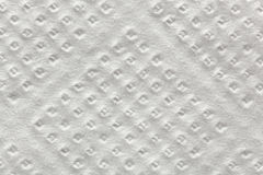 Toilet paper rough surface texture Royalty Free Stock Image