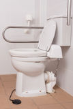 Toilet for people with disabilities Stock Photos