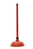 Toilet Plunger Royalty Free Stock Images