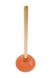 Toilet plunger Stock Photo