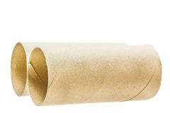 Toilet roll Stock Image