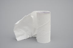 Toilet roll Royalty Free Stock Photography