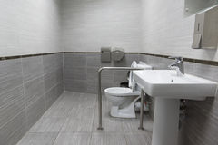 Toilet room Royalty Free Stock Photos