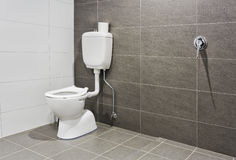 Toilet Sead Disabled Stock Photo