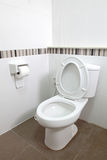 Toilet seat Royalty Free Stock Photo