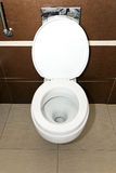Toilet seat Royalty Free Stock Image