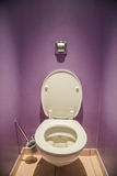Toilet seat Stock Image