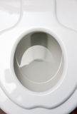 Toilet training seat royalty free stock images