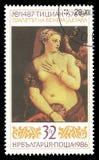 Toilet van Venus door Titian Royalty-vrije Stock Foto's