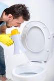 Toilet Royalty Free Stock Photos