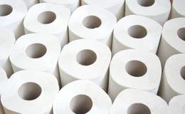 Toiletpapier Stock Afbeelding