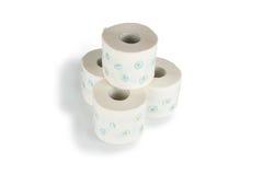 Toiletpapier Royalty-vrije Stock Foto