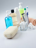 Toiletries Royalty Free Stock Images
