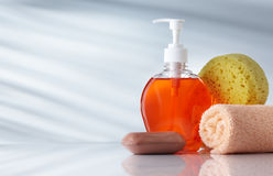 Toiletries Stock Photo