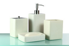 Toiletries Stock Photos