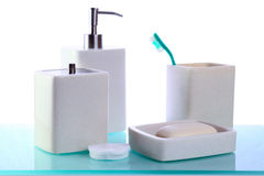 Toiletries Royalty Free Stock Image