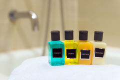 Toiletries Royalty Free Stock Photos