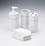 Toiletries Kit Set Royalty Free Stock Photos