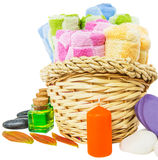 Toiletries Set I Royalty Free Stock Photo